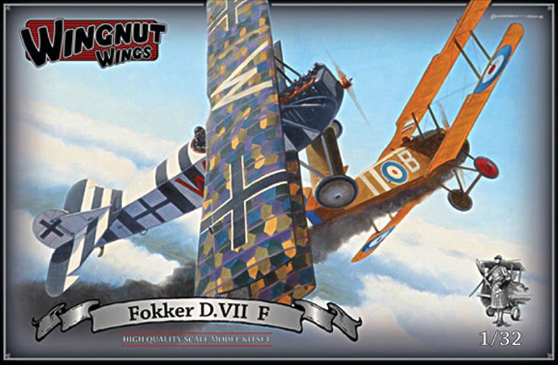 fokker DVIIF  wingnut wing 1/32 1091-310