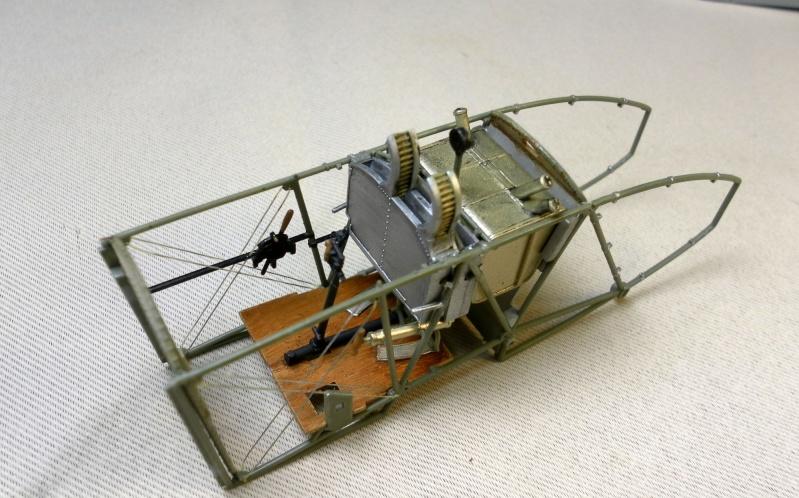 fokker DVIIF  wingnut wing 1/32 110