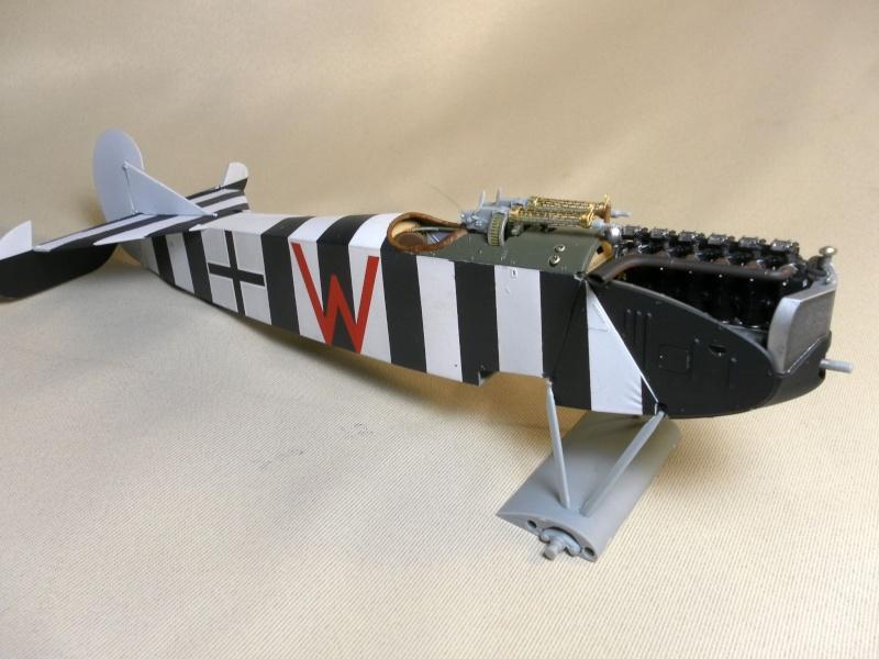 fokker DVIIF  wingnut wing 1/32 118