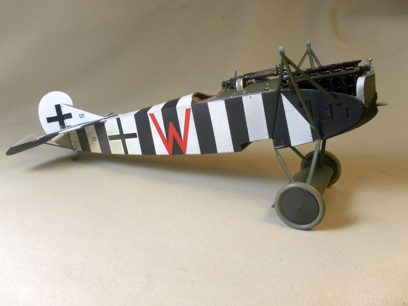 fokker DVIIF  wingnut wing 1/32 121