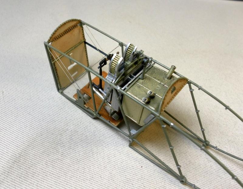 fokker DVIIF  wingnut wing 1/32 210
