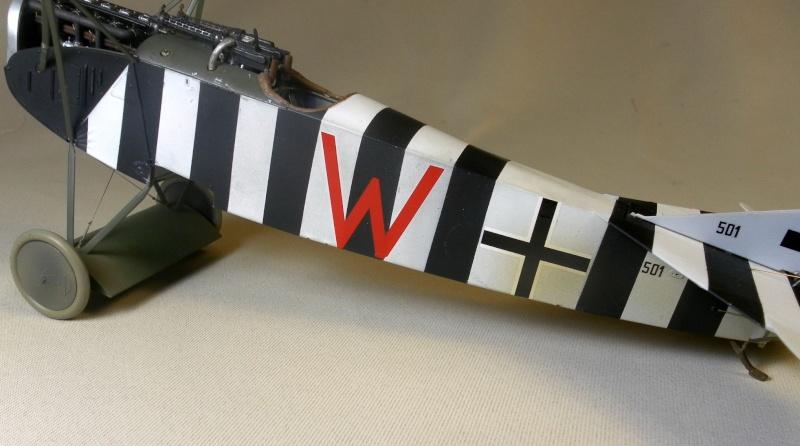fokker DVIIF  wingnut wing 1/32 320