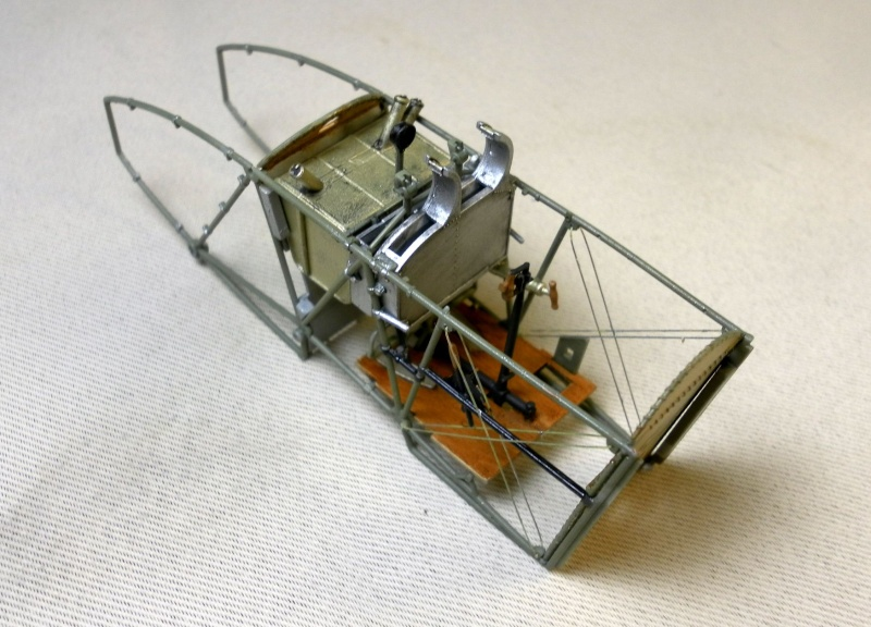 fokker DVIIF  wingnut wing 1/32 410