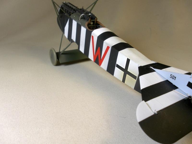 fokker DVIIF  wingnut wing 1/32 414