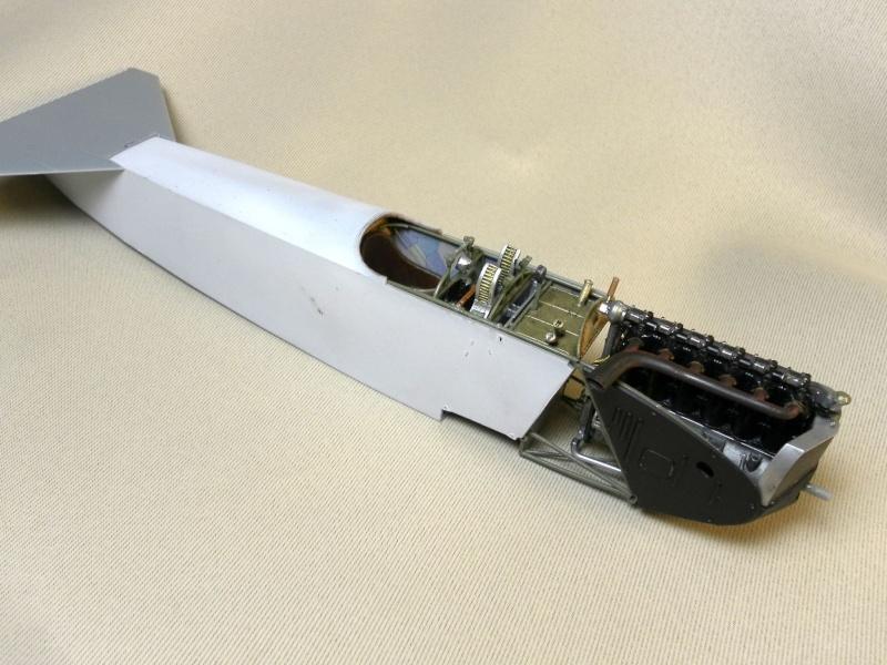 fokker DVIIF  wingnut wing 1/32 4411