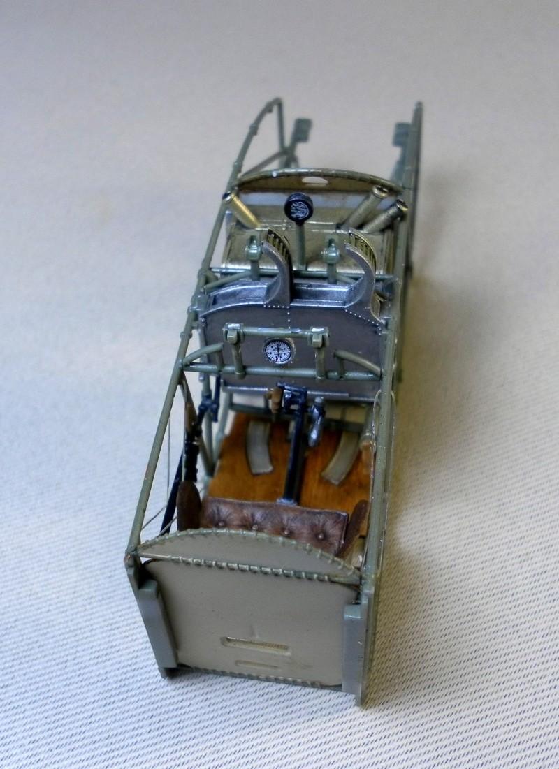 fokker DVIIF  wingnut wing 1/32 510