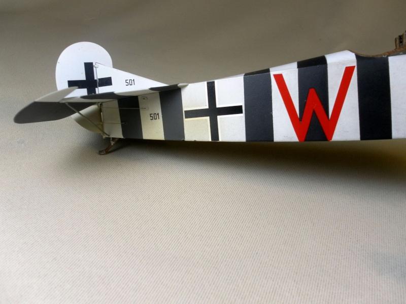 fokker DVIIF  wingnut wing 1/32 512