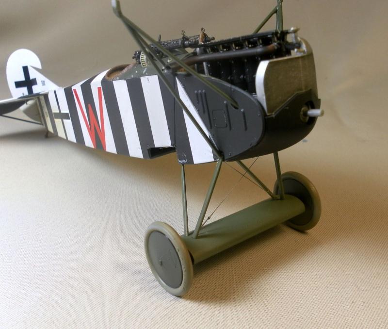 fokker DVIIF  wingnut wing 1/32 610