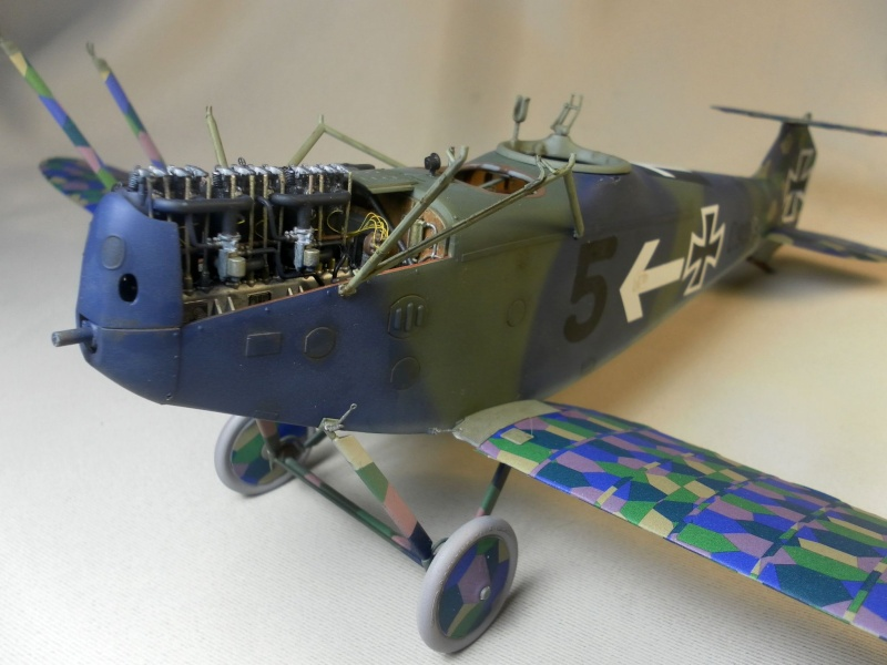 HANNOVER CL.II wingnut wings 1/32 H211
