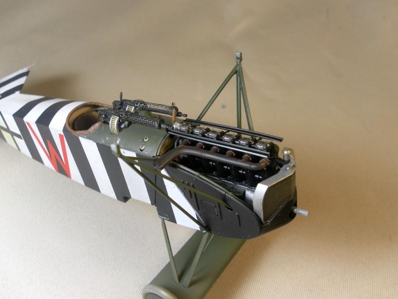 fokker DVIIF  wingnut wing 1/32 Mo10