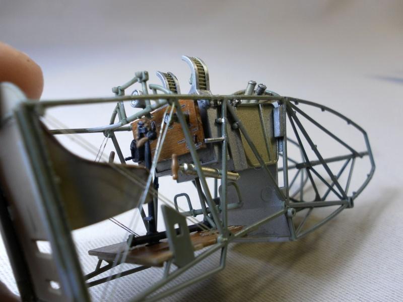 fokker DVIIF  wingnut wing 1/32 Pit110