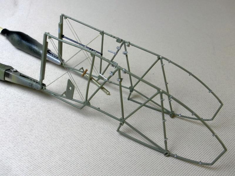 fokker DVIIF  wingnut wing 1/32 Sam_2110