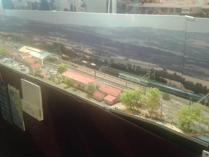 EXPOSITION MODELISME FERROVIAIRE et 150 ANS de la ligne Albi Toulouse, RABASTENS Les  15 & 16 Novembe 2014. 20141110