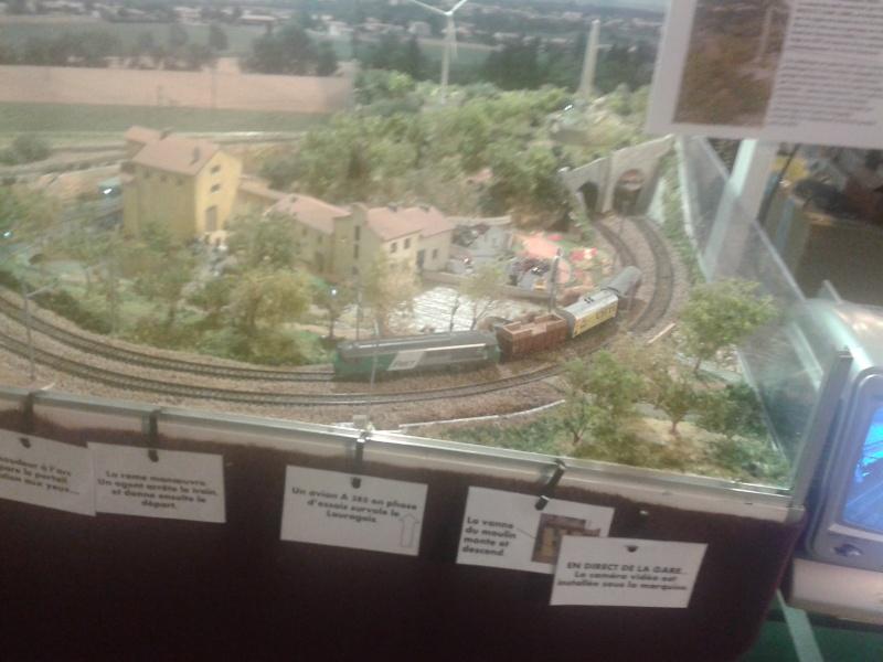 EXPOSITION MODELISME FERROVIAIRE et 150 ANS de la ligne Albi Toulouse, RABASTENS Les  15 & 16 Novembe 2014. 20141111