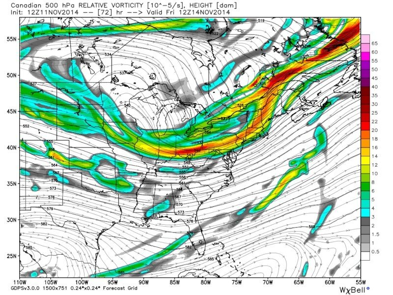 November 14th Possible first flakes for some!! Cmc_z511
