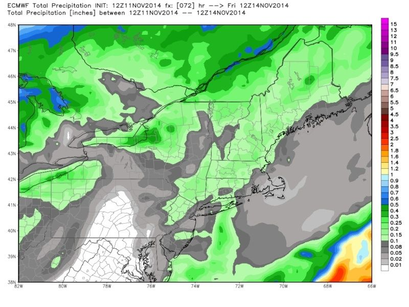 November 14th Possible first flakes for some!! Euro_t10