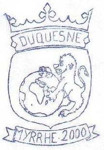 * DUQUESNE (1970/2007) * 200-0212