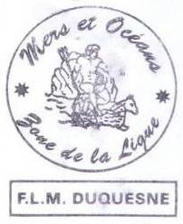 * DUQUESNE (1970/2007) * 200-0310