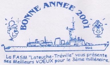 * LATOUCHE-TREVILLE (1990/....) * 201-0113