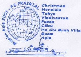 * PRAIRIAL (1992/....) * 201-1011