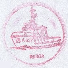 * MAROA (1984/....) * 203-0510