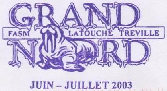 * LATOUCHE-TREVILLE (1990/....) * 203-0612