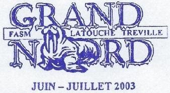 * LATOUCHE-TREVILLE (1990/....) * 203-0711