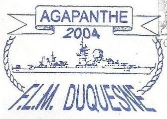 * DUQUESNE (1970/2007) * 204-0310