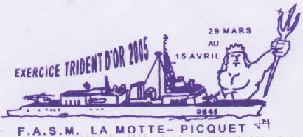 * LA MOTTE-PICQUET (1988/....) * 205-0410