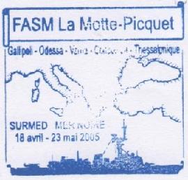* LA MOTTE-PICQUET (1988/....) * 205-0411