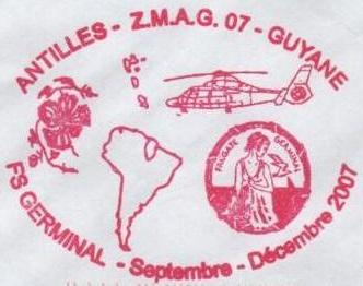 * GERMINAL (1994/....) * 207-1010