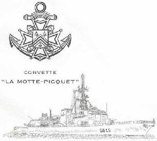 * LA MOTTE-PICQUET (1988/....) * 207-1212