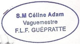 * GUÉPRATTE (2001/....) * 208-0311