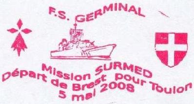 * GERMINAL (1994/....) * 208-0511
