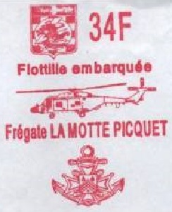 * LA MOTTE-PICQUET (1988/....) * 212-0210