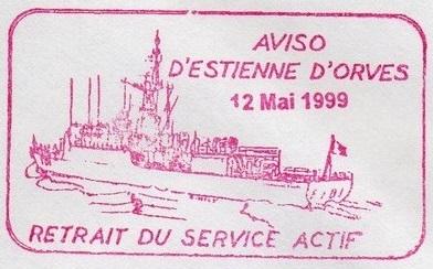 * D'ESTIENNE D'ORVES (1976/1999) * 319_0010