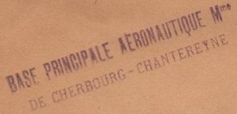 * CHERBOURG-CHANTEREYNE * 39-1111