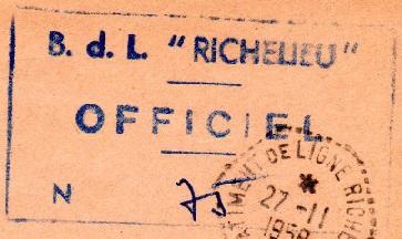 * RICHELIEU (1940/1968) * 58-11_10