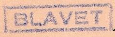 * BLAVET (1961/1986) * 68-08_10