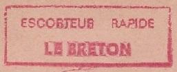 * LE BRETON (1957/1976) * 72-0910