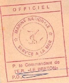 * LE BRETON (1957/1976) * 74-0910