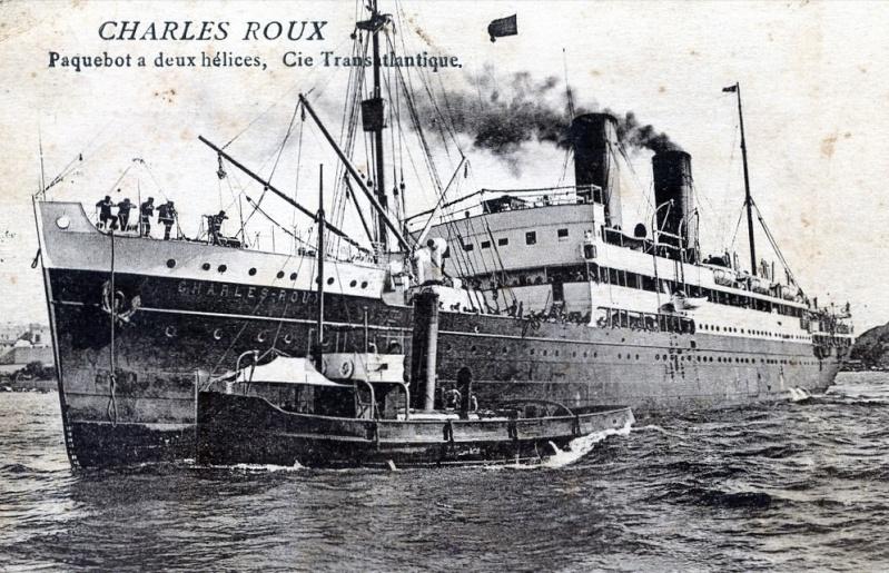 * CHARLES ROUX (1915/1918) * 762_0010