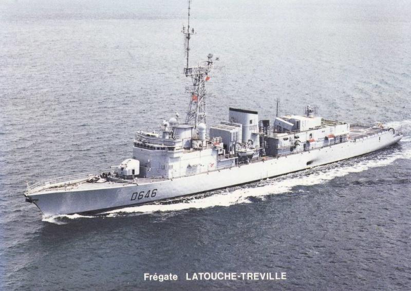 * LATOUCHE-TREVILLE (1990/....) * 786_0010