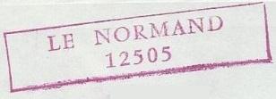 * LE NORMAND (1956/1983) * 79-02_10