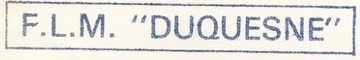 * DUQUESNE (1970/2007) * 79-1210
