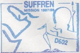 * SUFFREN (1968/2001) * 88-0310