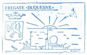 * DUQUESNE (1970/2007) * 88-0610