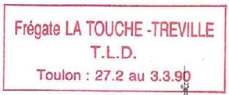 * LATOUCHE-TREVILLE (1990/....) * 90-03_12
