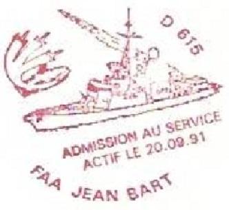 * JEAN BART (1991/....) * 91-0911
