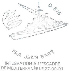 * JEAN BART (1991/....) * 91-1211